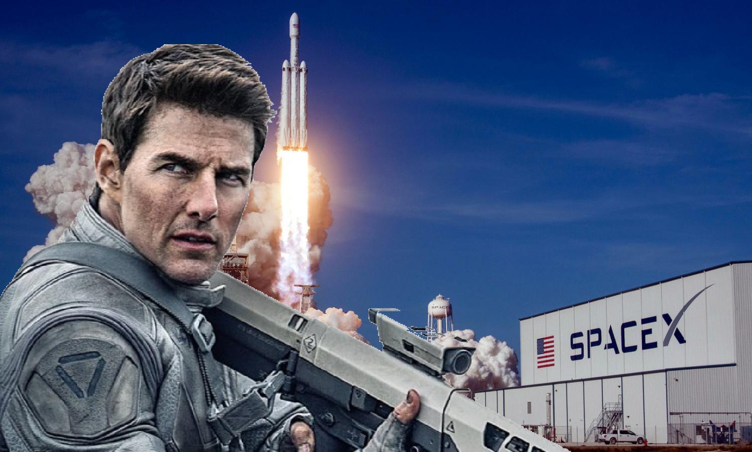 Inédito: Tom Cruise filmará película en el espacio con SpaceX y NASA