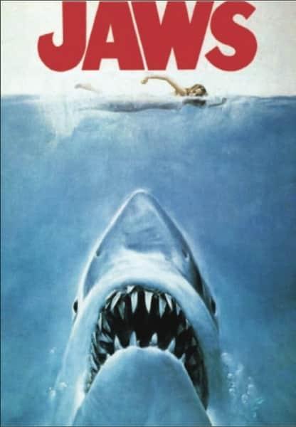 Póster de Jaws