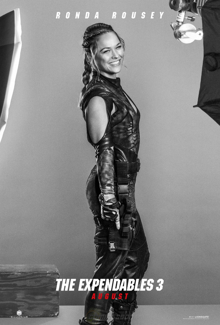 Ronda Rousey Expendables 3