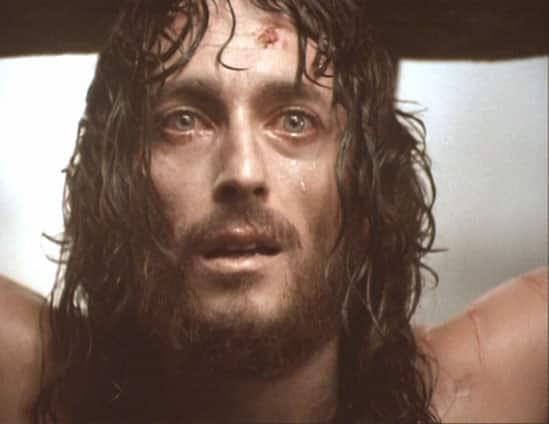 Robert Powell en Jesús de Nazareth