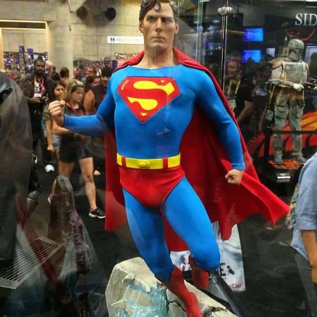 Superman Chris Reeve