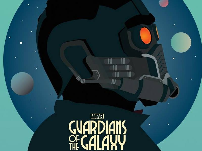 Guardian of the galaxy comic-con