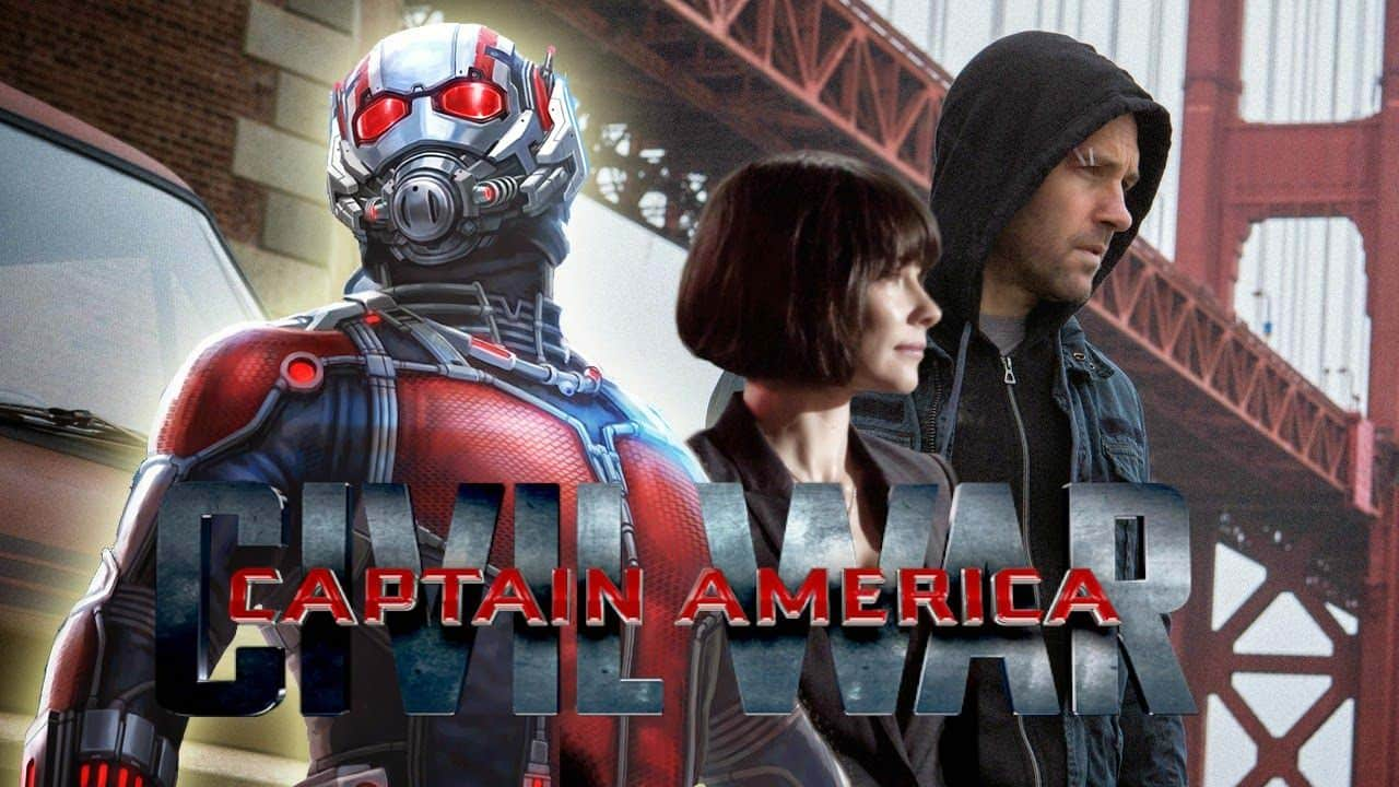 ANT-MAN Civil War