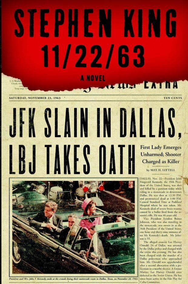 """Novela """"11/22/63"""" de Stephen King"""