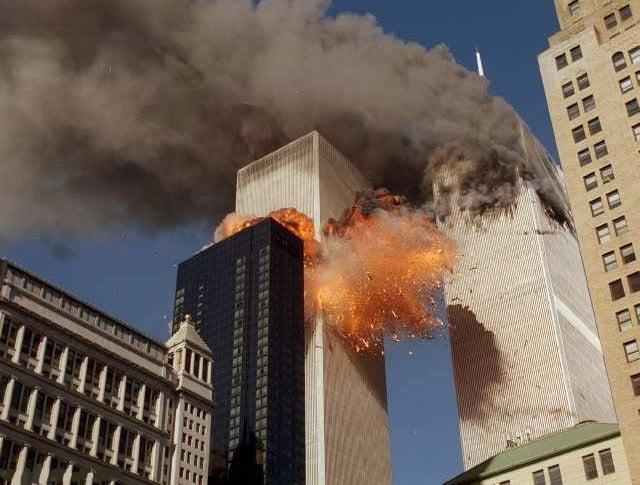 Torres Gemelas, Nueva York  11 de septiembre 2001