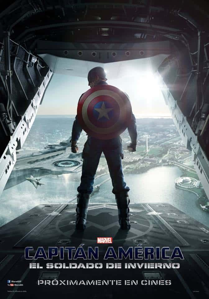 Captain America: El Soldado De Invierno