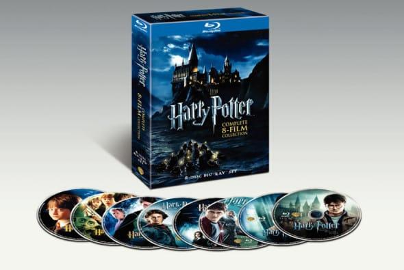 Harry Potter Edición Especial 8 películas