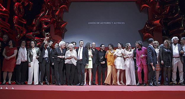 23ª edición de los Premios de la Unión de Actores