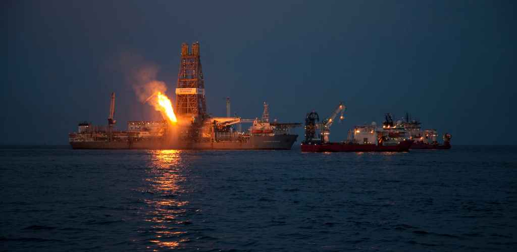 On the evening of 20 April 2010, a gas release and subsequent explosion occurred on the Deepwater Horizon oil rig working on the Macondo exploration well for BP in the Gulf of Mexico.