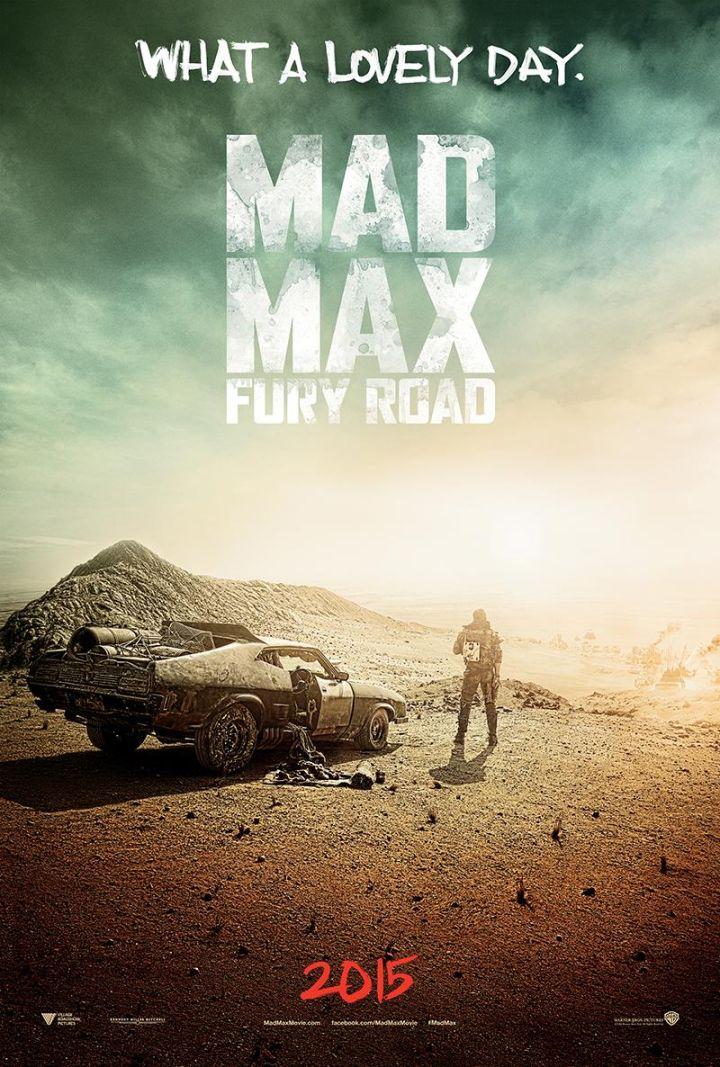 Mad Max Fury Road : Explosiones #MadMax