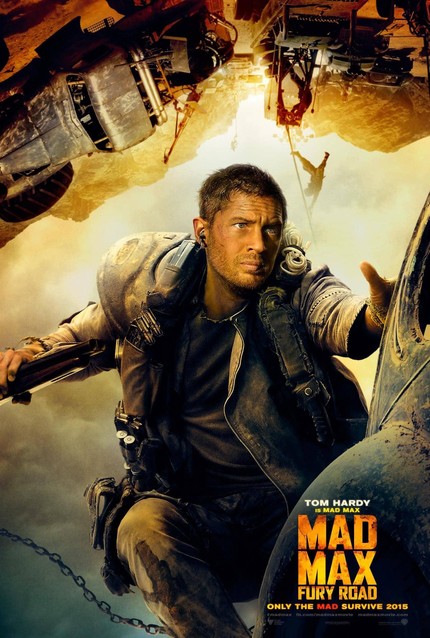 trailer de Mad Max: Fury road