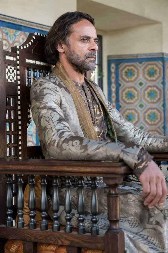 Alexander Siddig as Doran Martell – photo Macall B. Polay/HBO