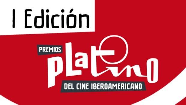 Premios Platino, cartel de su primera edición
