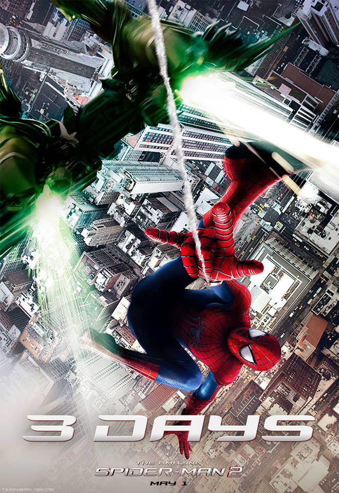 Green Goblin Final Trailer TASM 2: ROE