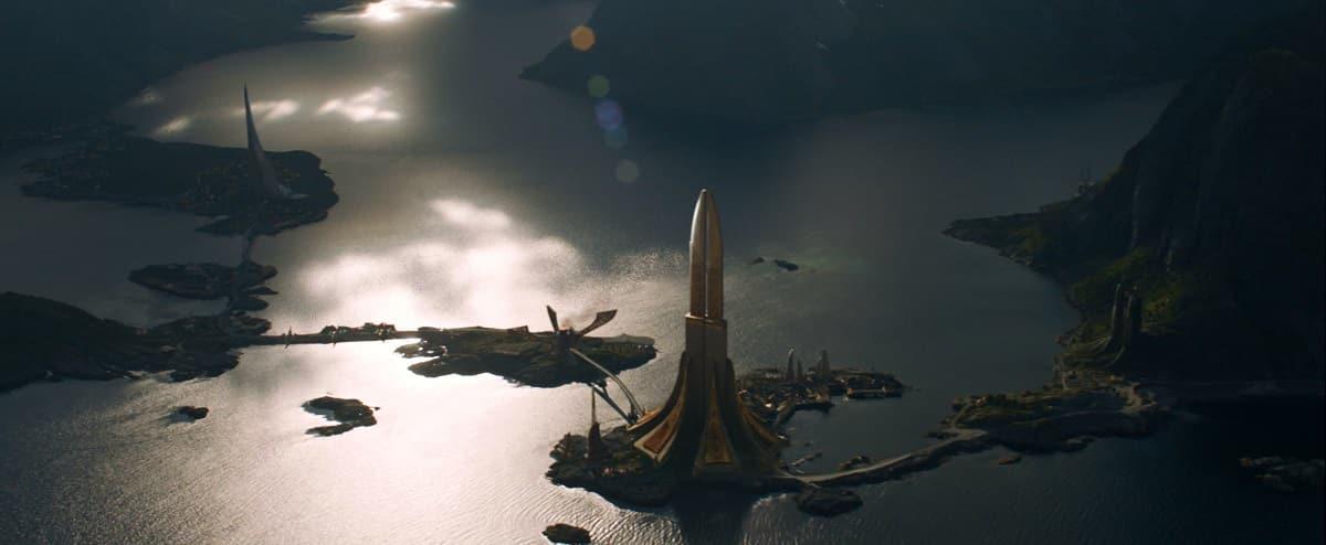 """Marvel's Thor: The Dark World""..Asgard..Ph: Film Frame..© 2013 MVLFFLLC. TM & © 2013 Marvel. All Rights Reserved."