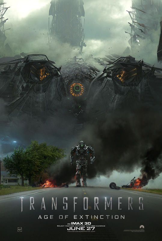 TRANSFORMERS: AGE OF EXTINCTION IMAX