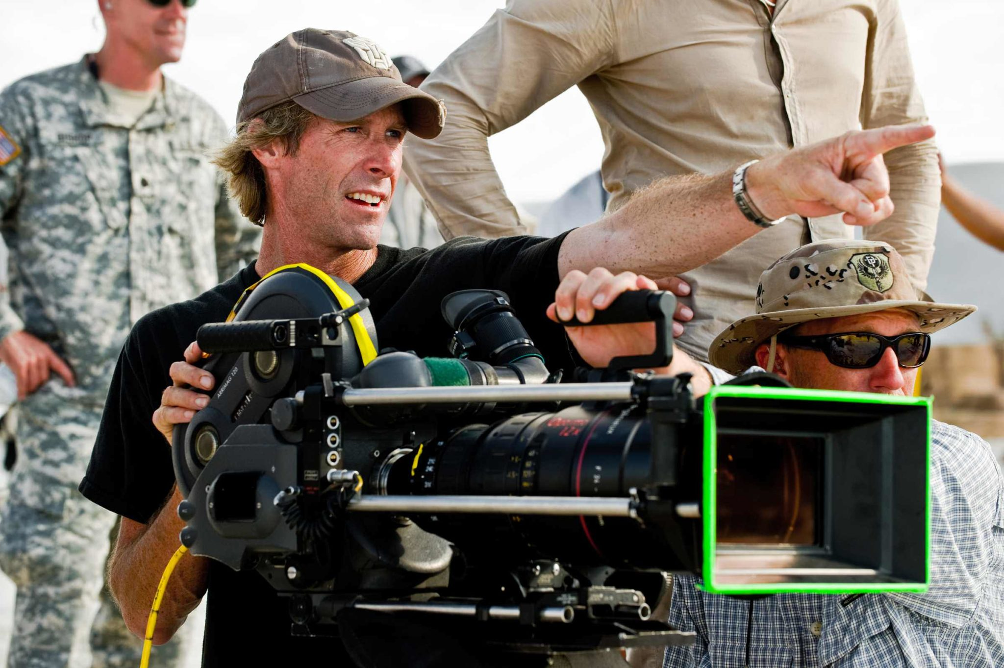 Imagen de Michael Bay, director nominado en reiteradas ocasiones a los Premios Razzie. Los Premios Razzie ha anunciado los nominados a los premios Razzie de 2014, entre los principales nominados están 'Transformers: Age of Extinction', 'A Million Ways to Die' y 'Teenage Mutant Ninja Turtles'. Los nominados a peor Director son: Seth McFarlane / A Million Ways to Die in the West Jonathan Liebesman / Teenage Mutant Ninja Turtles Renny Harlin / Legend of Hercules Michael Bay / Transformers: Age of Extinction Darren Doane / Saving Christmas