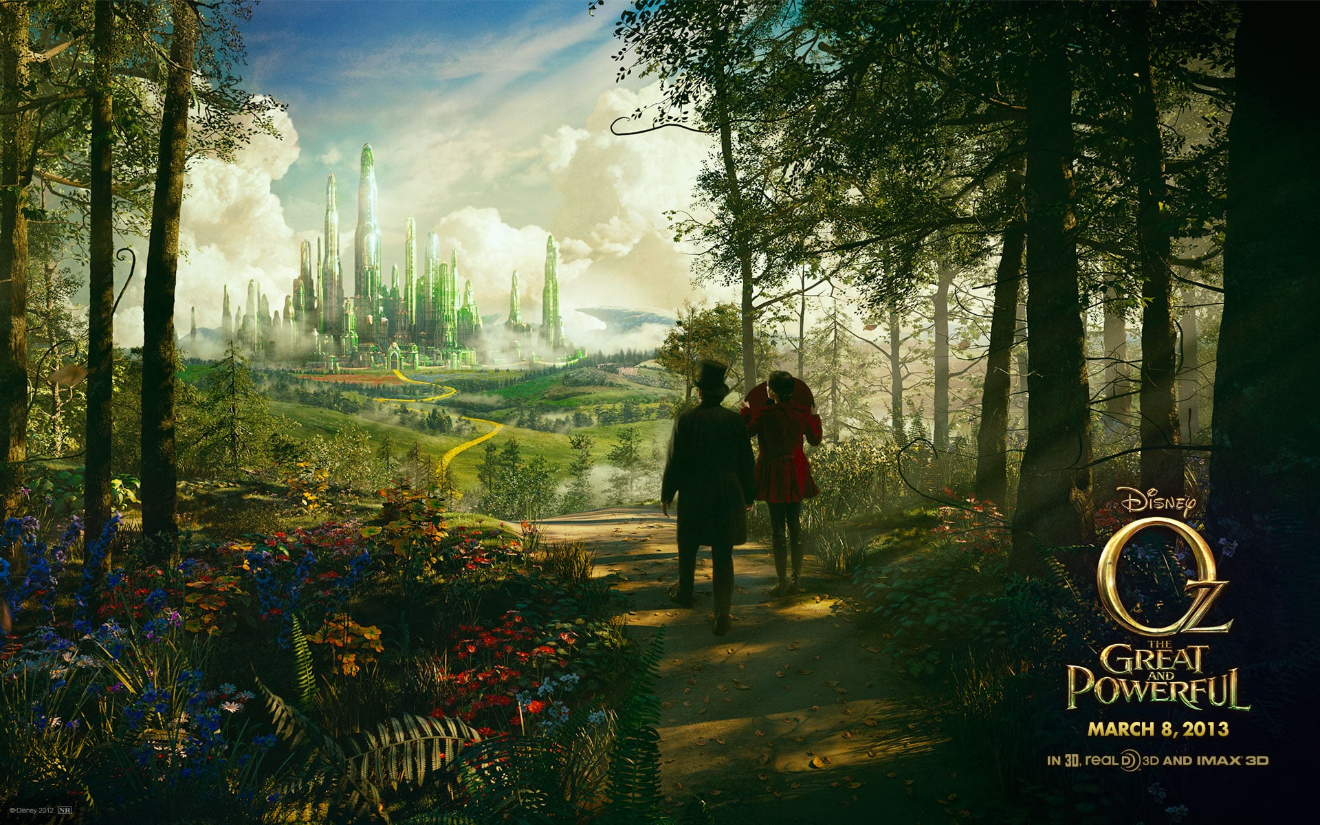 Oz the Great and Powerful / Disney