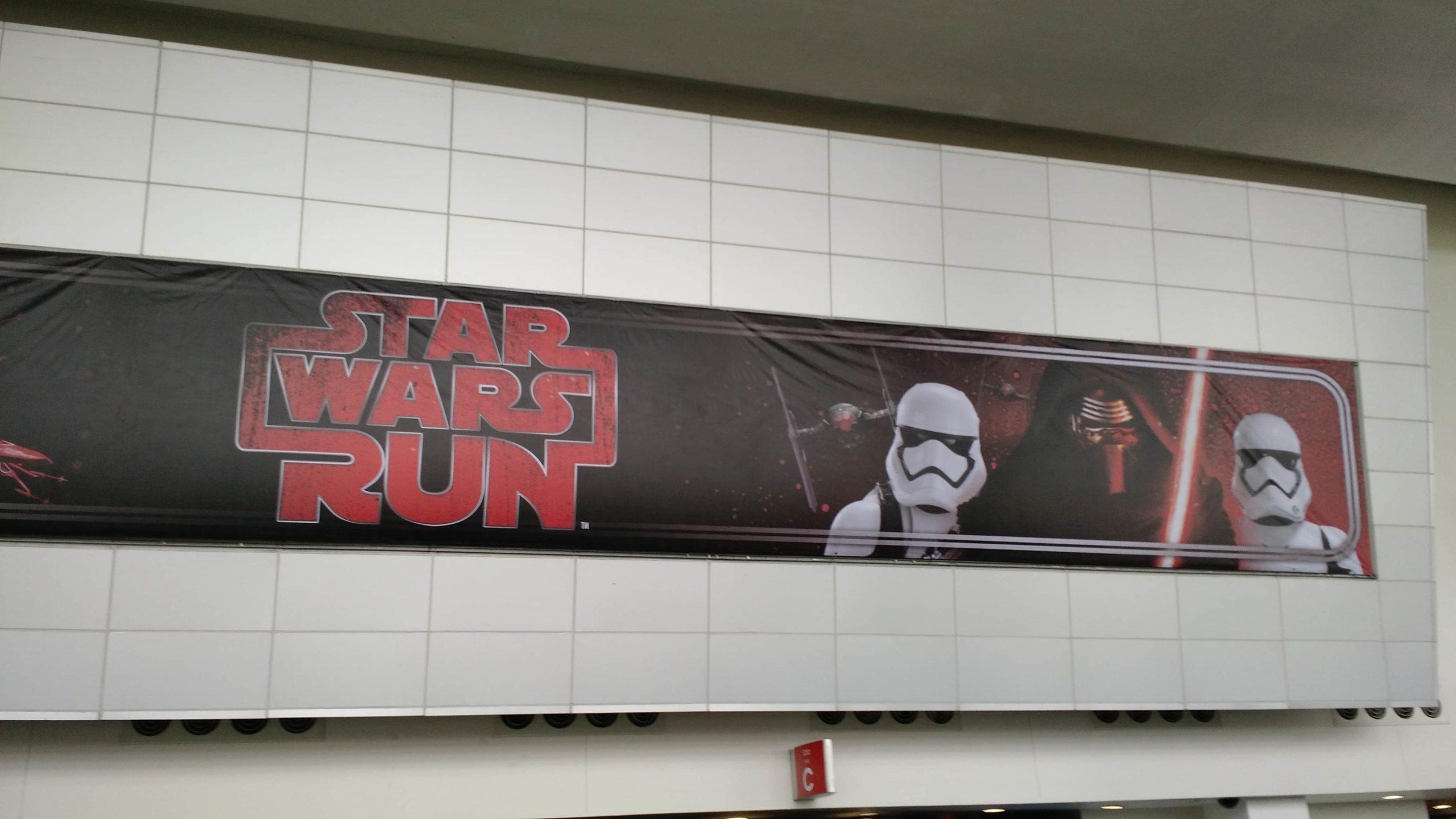 Star Wars on the Run