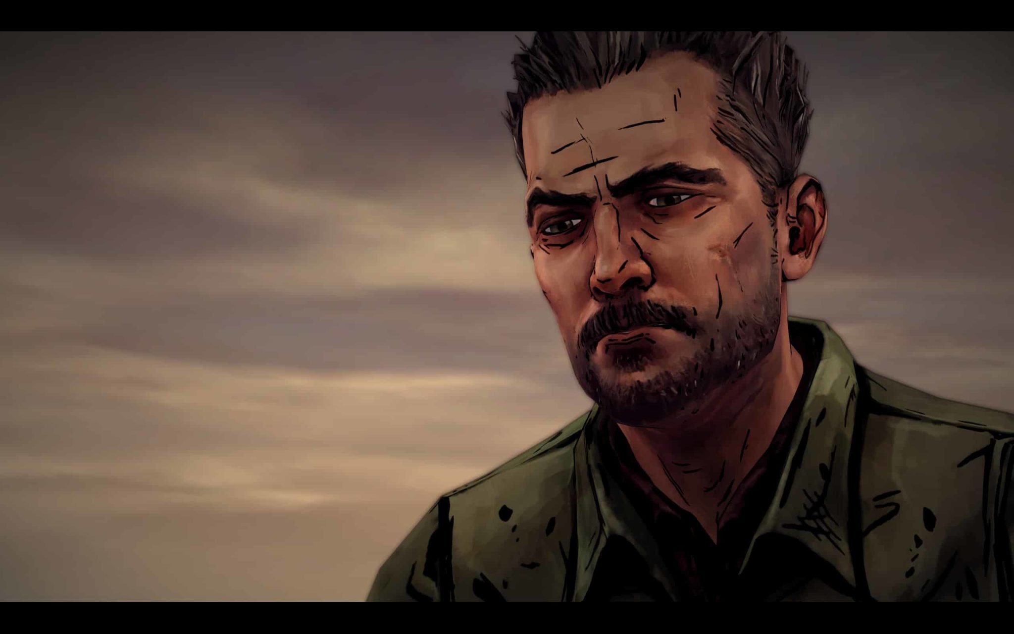 Un típico villano de de Walking Dead The Walking Dead: Michonne - A Telltale Miniseries