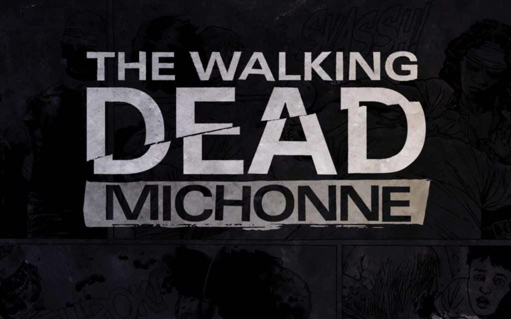 """The Walking Dead - Michonne """"Give No Shelter"""""""