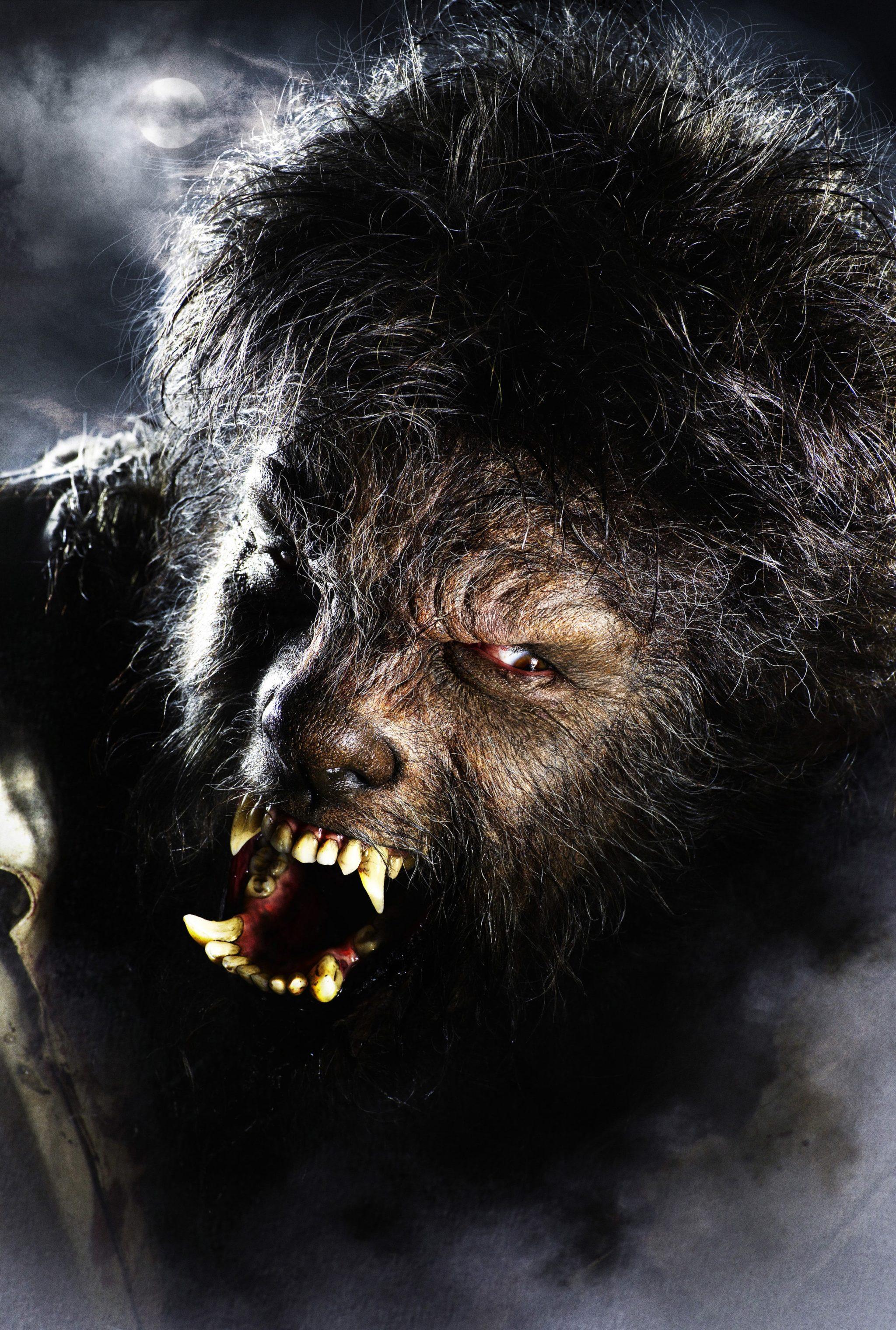 Escena de The Wolfman