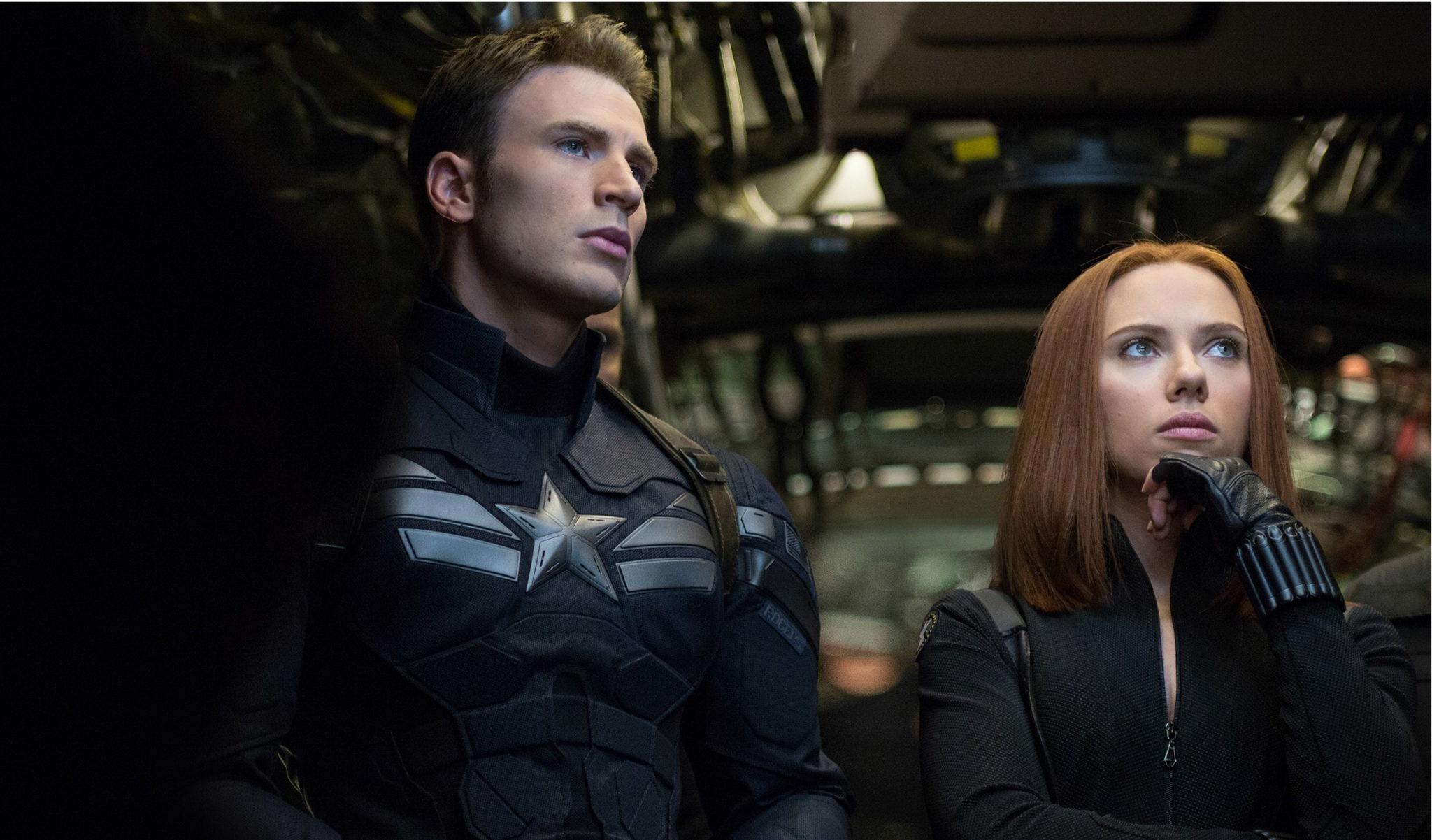 Cap Black Widow