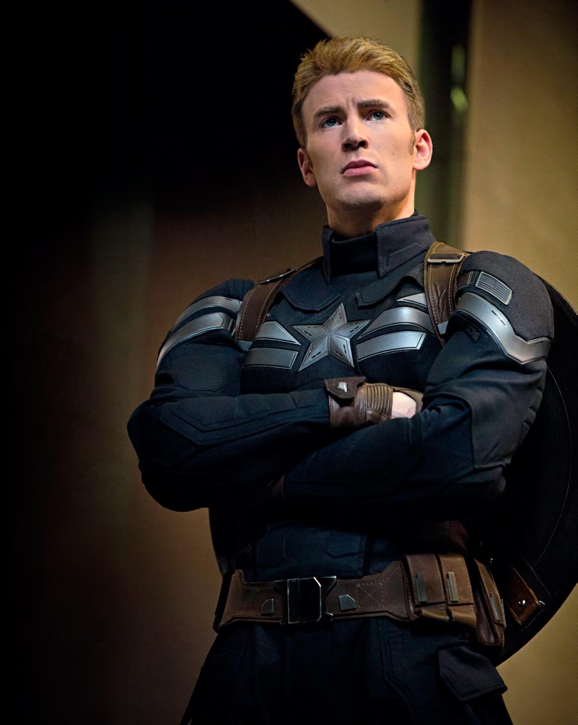 Captain America - Chris Evans