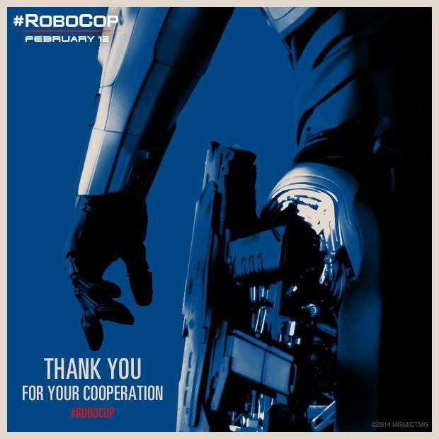 Robocop Publicidad