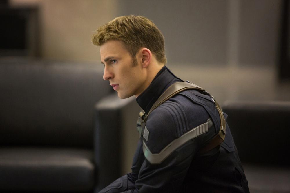 Evans Captain America