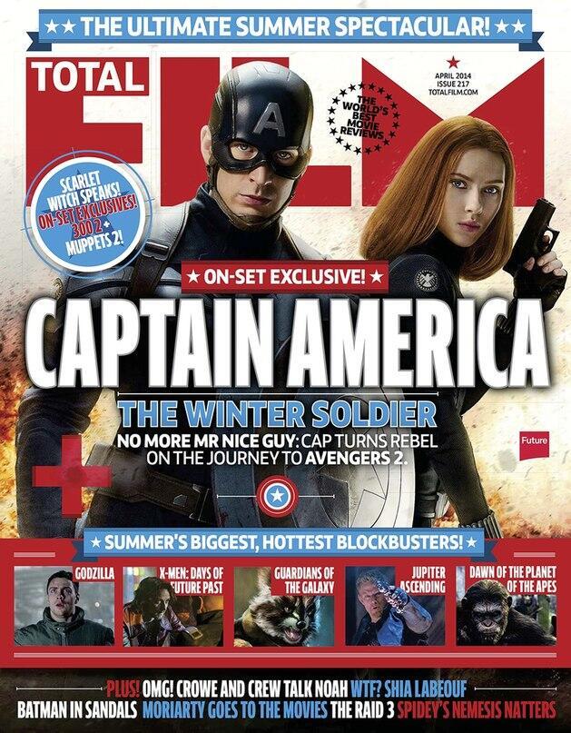 Total Film Cap America TWS