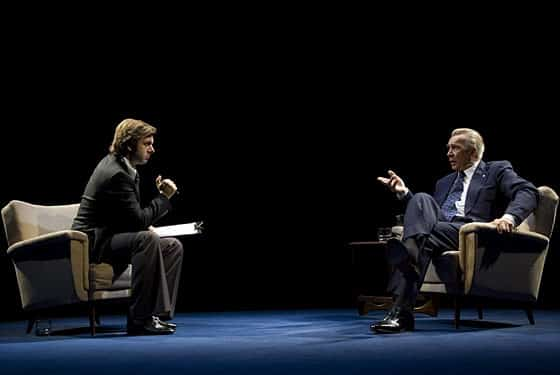 Escena de Frost/Nixon