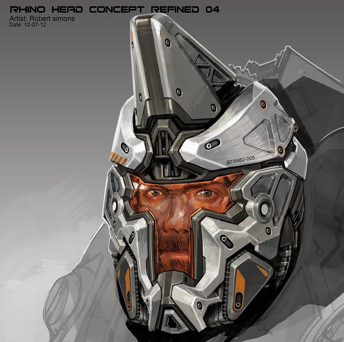 Rhino Concept Art 4