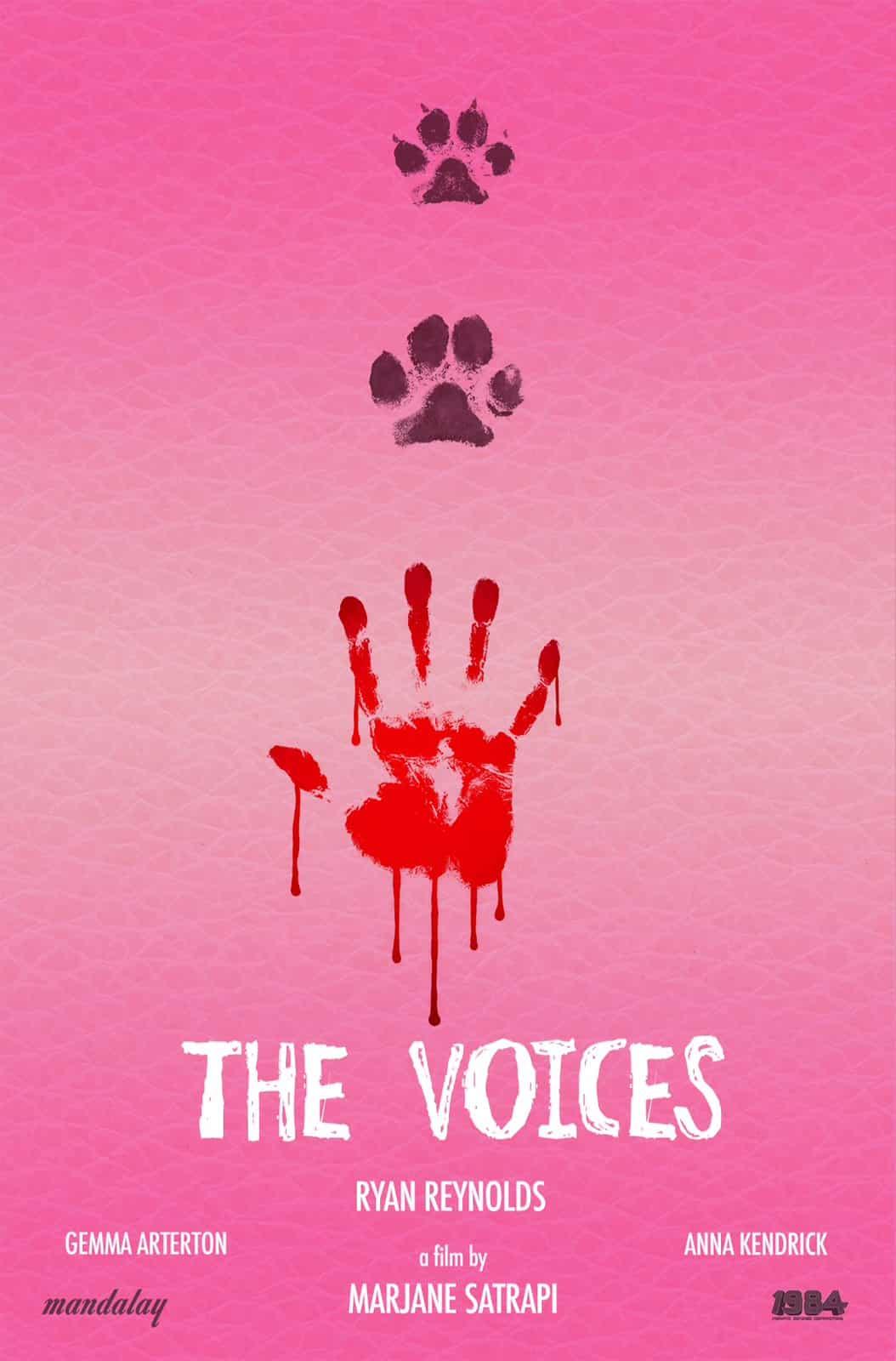 The Voices / Marjane Strapi