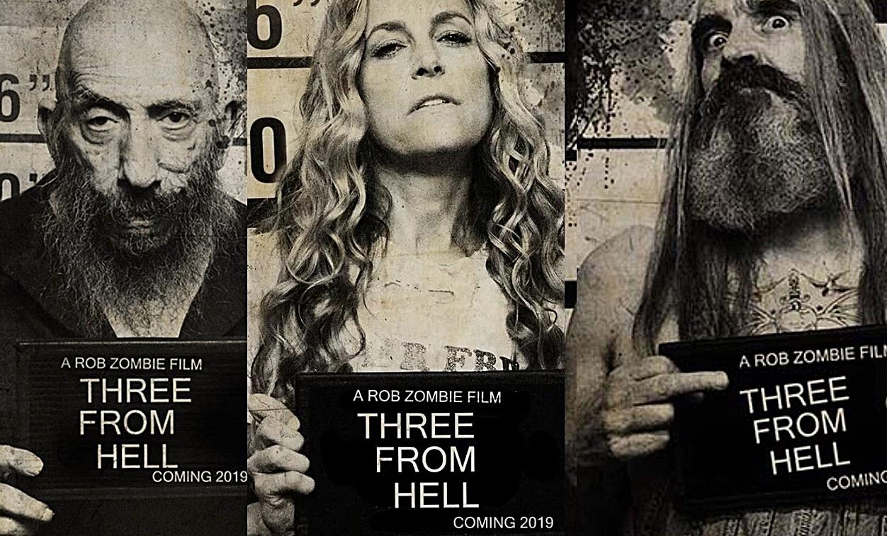 Three From Hell de Rob Zombie obtiene clasificación R y tentativo lanzamiento en cines