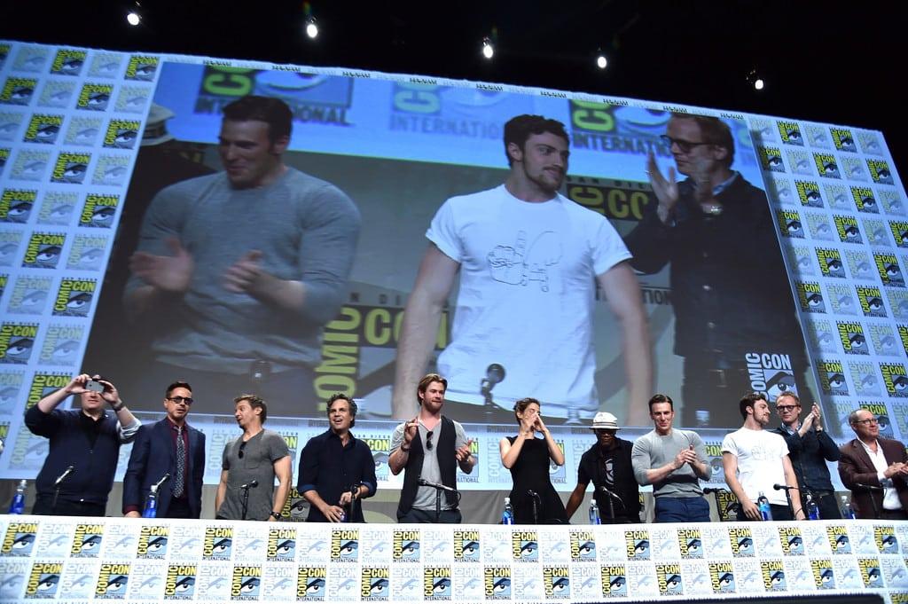 30 -Avengers