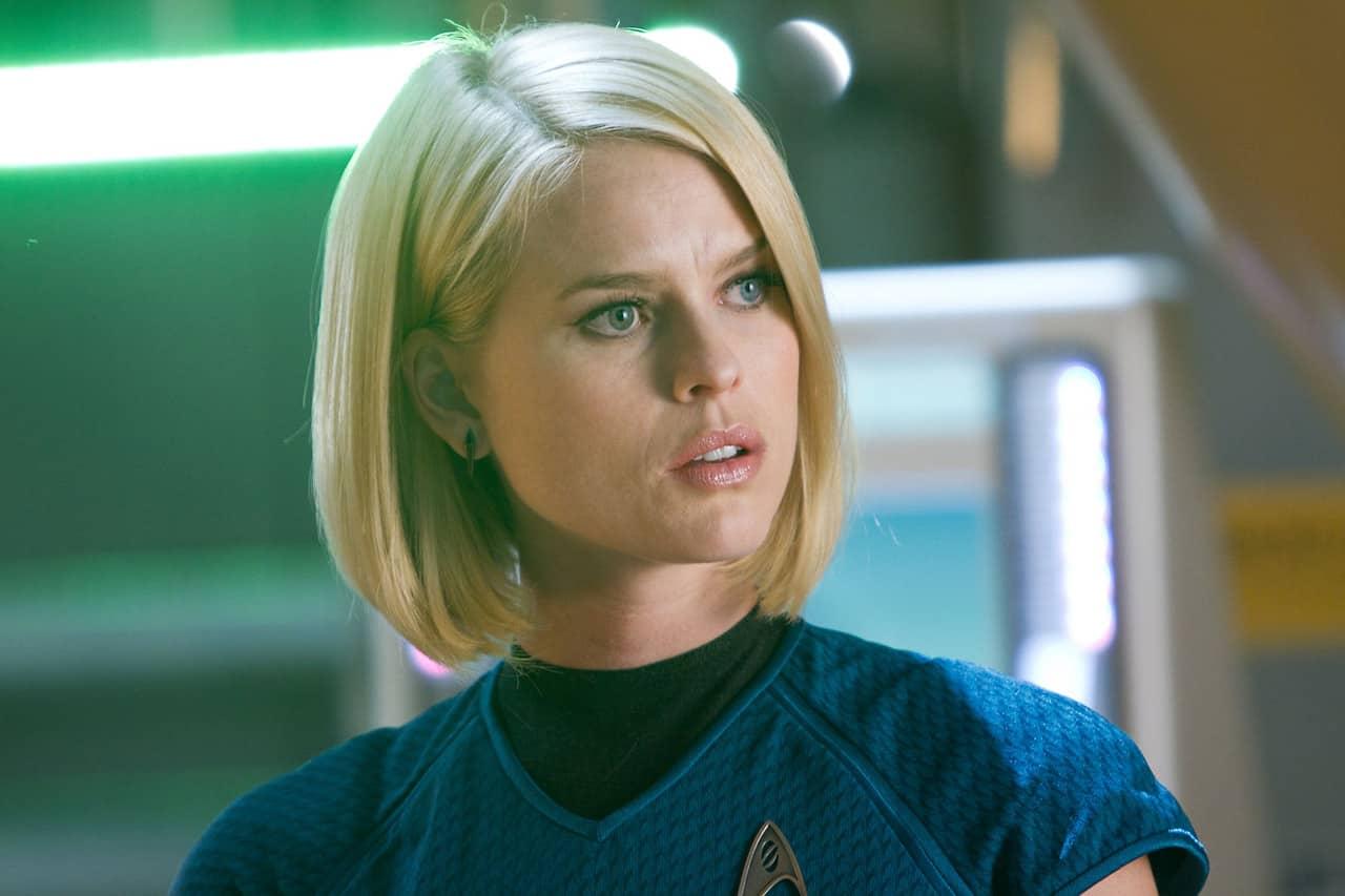 Alice Eve, Star Trek