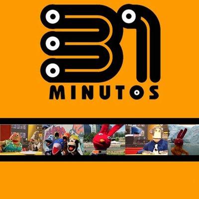 Logo de 31 Minutos