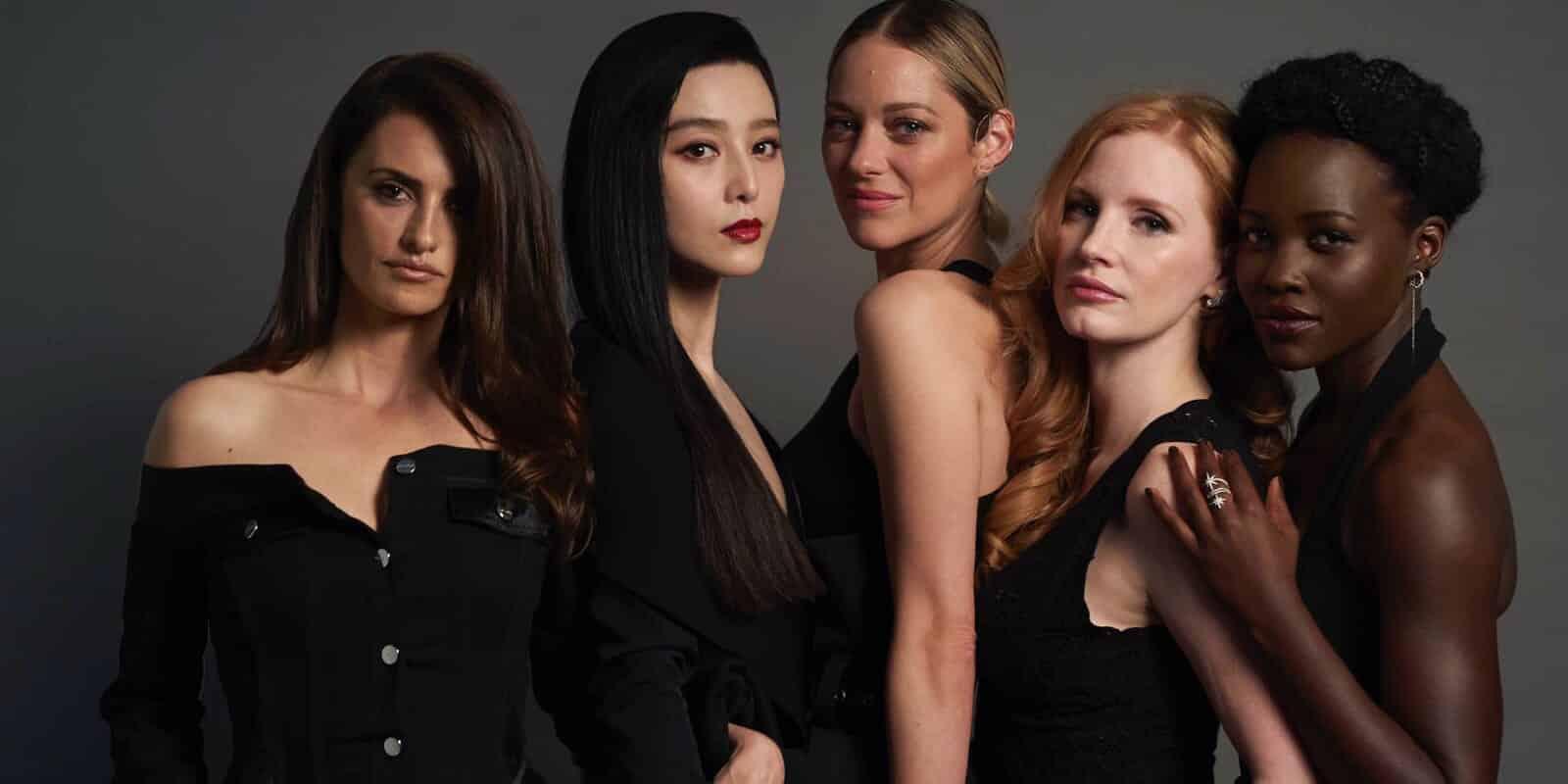 Universal Pictures adquiere derechos del thriller de espías 355 que cuenta con súper elenco femenino
