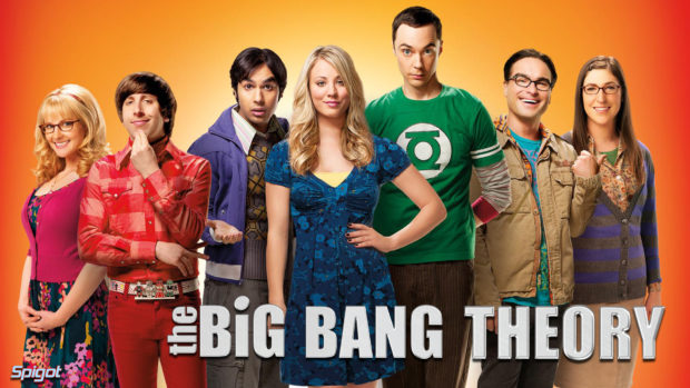 The big Bang Theory temporada 8