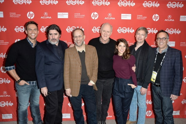 """""""Love Is Strange"""" Premiere - Red Carpet - 2014 Sundance Film Festival"""