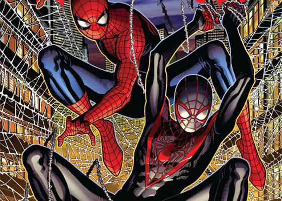 Peter Parker-Miles Morales