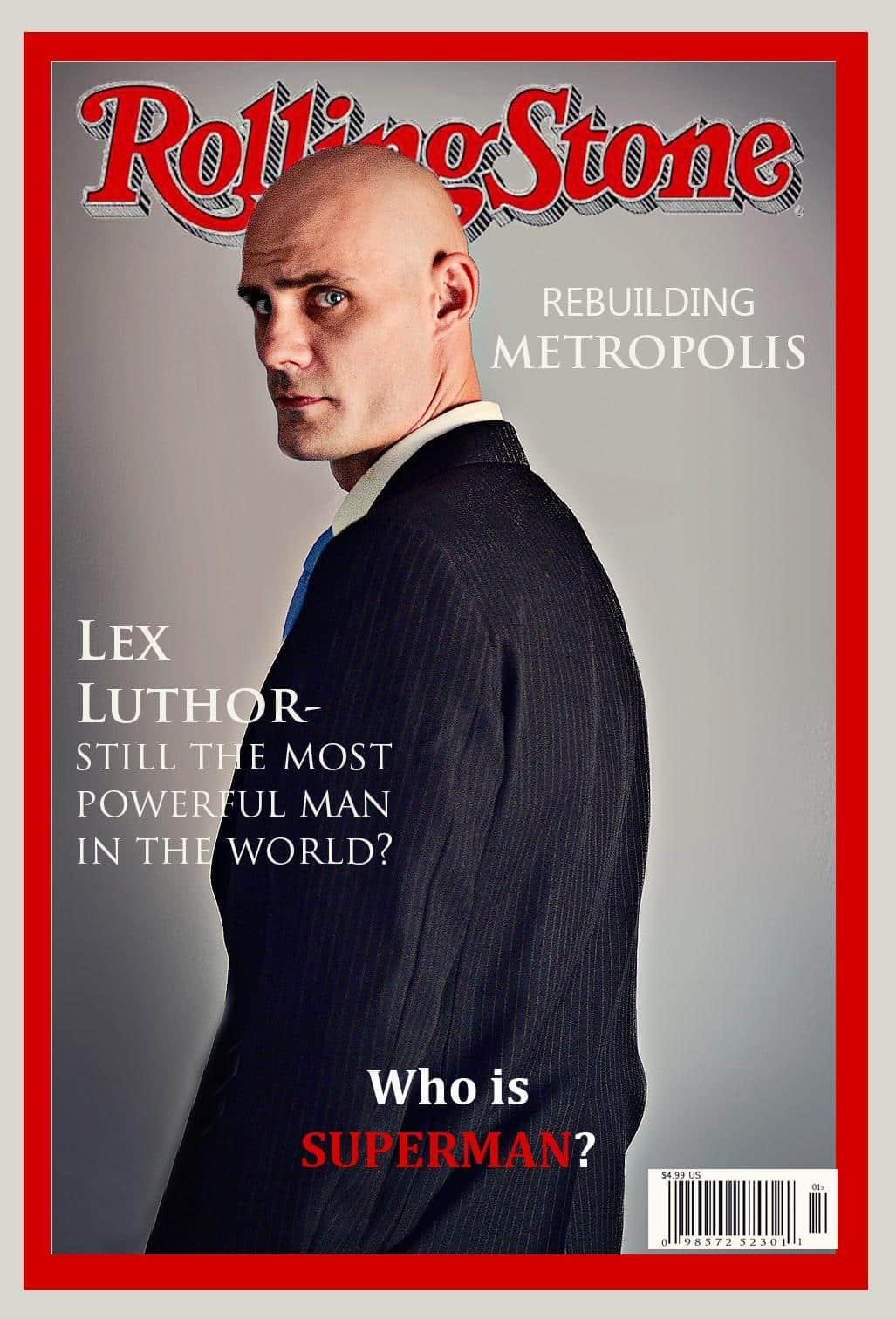 lex luthor lettman