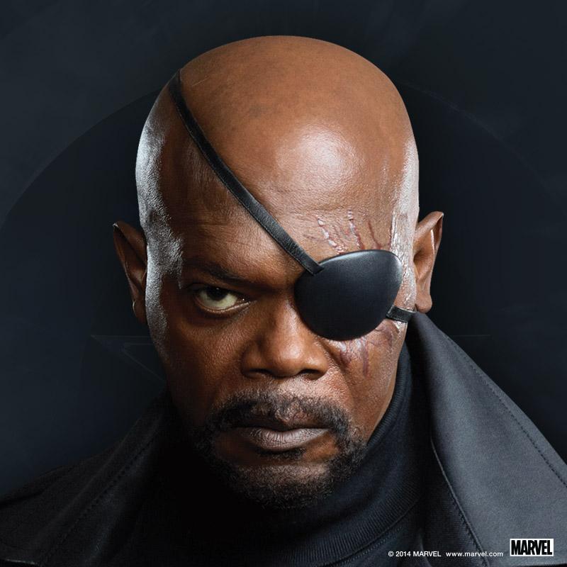 Nick Fury, Cap America