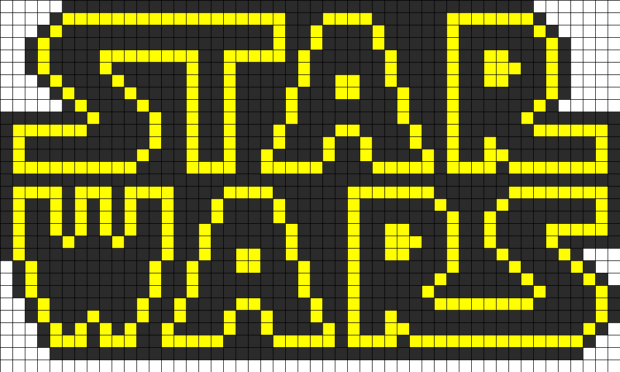 http://kandipatterns.com/images/patterns/misc/7044-Star_Wars_Logo.png