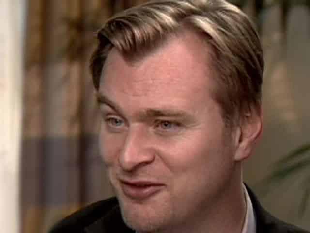 Nolan, el director, sigue vivo