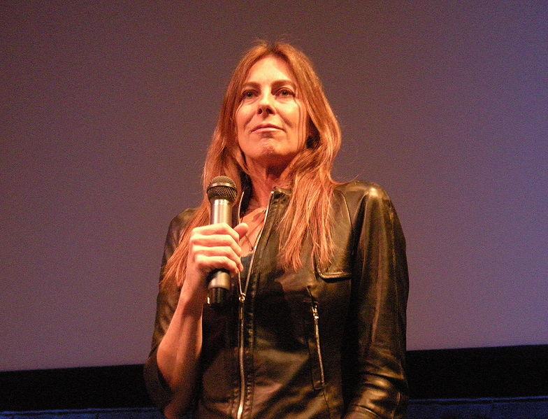 Kathryn Bigelow en el Festival internacional de cine de Seattle, en 2009.