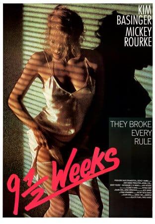 Poster de Nueve Semanas y Media