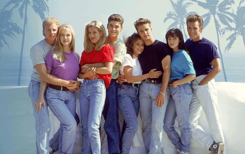 Fox ordena revival de Beverly Hills 90210 con elenco original de vuelta