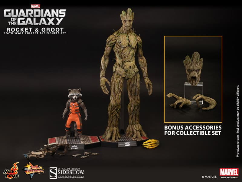 Guardians of the Galaxy - Movie Masterpiece Series